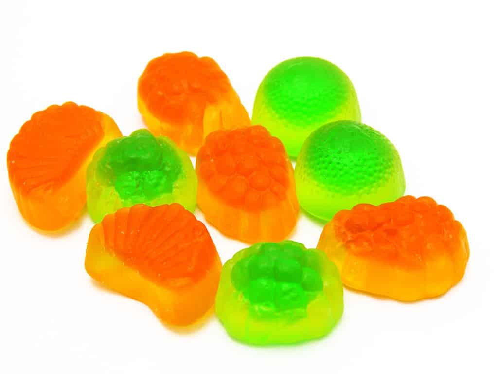Receta de Caramelos de Frutas