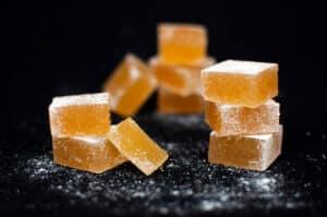 Receta de Caramelos de Jengibre
