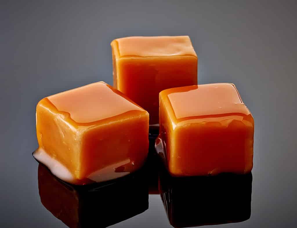 Receta de Caramelos de Leche