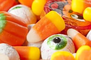 Receta de Caramelos de Naranja