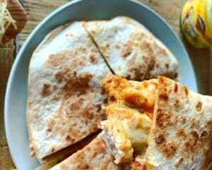 Receta de Quesadillas Mexicanas