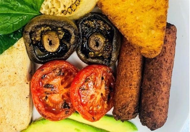 Receta de Salchichas Vegetarianas