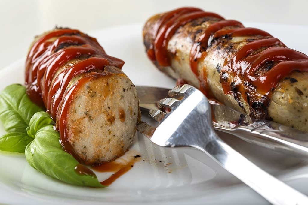 Receta de Salchichas en Salsa BBQ