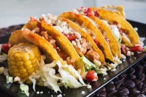 Receta de Tacos Fritos Mexicanos