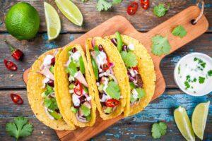 Receta de Tacos de Cerdo