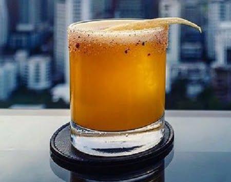 Cóctel de Tamarindo