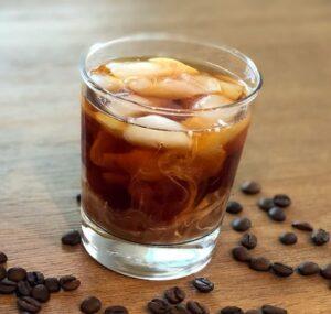 Receta Cóctel de Whisky con Café