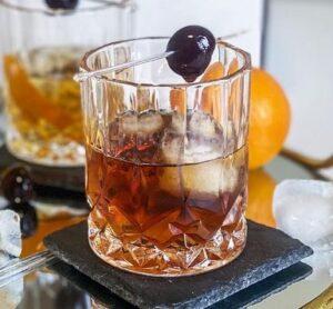 Receta de Cóctel Old Fashioned