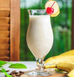 Receta de Cóctel de Banana