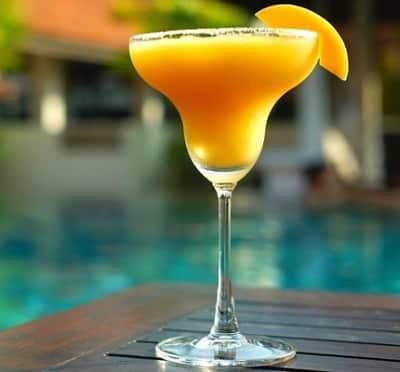 Receta de Cóctel de Mango