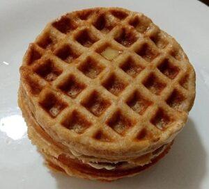 Receta de Waffles Caseros