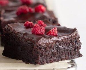 Receta de Brownies con Cacao