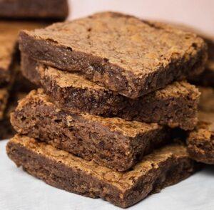 Receta de Brownies de Milo