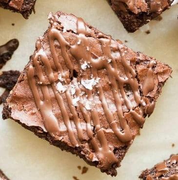 Receta de Brownies de Proteína